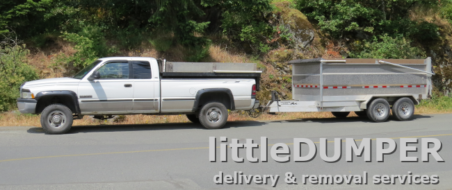 littleDUMPER Delivery & Removal Services